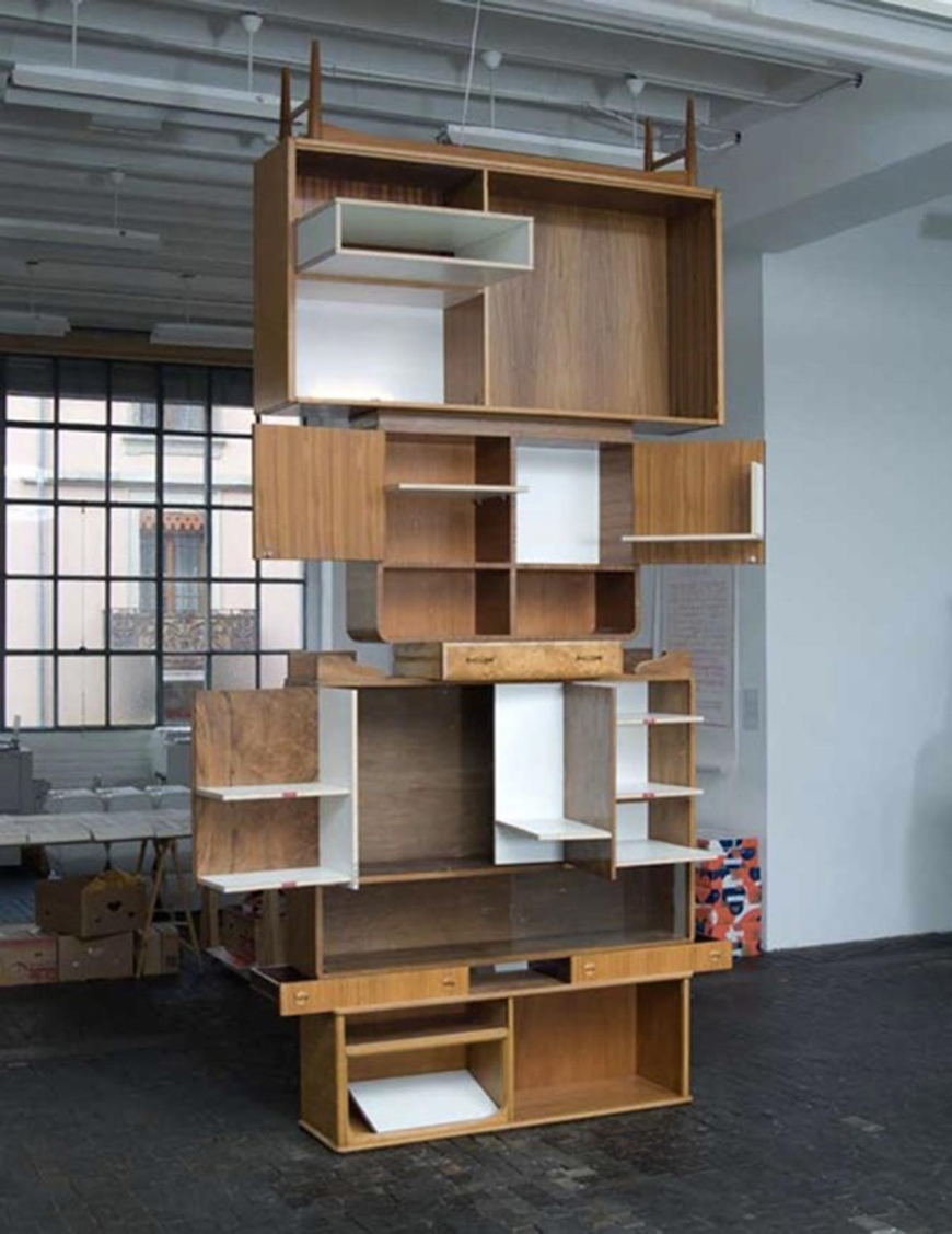<em>Gallery Furniture</em>, 2007 © Martino Gamper