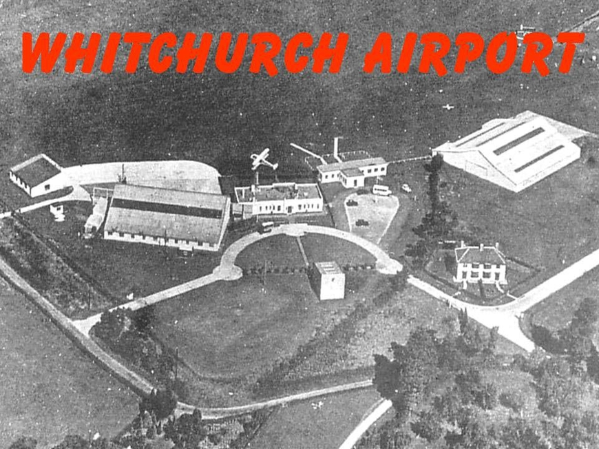 From Hengrove resident John Penny's presentation on Whitchurch Airport